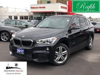 Used 2017 BMW X1 Xdrive28i-M Package-Like NEW for sale in North York, ON