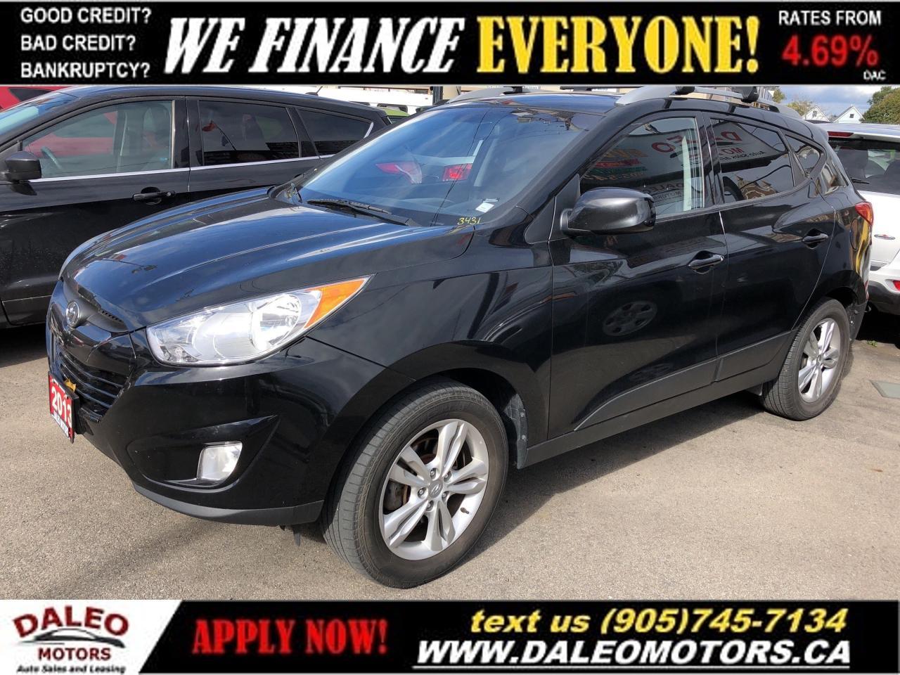 2013 Hyundai Tucson GL| AWD| HEATED SEATS| BLUETOOTH