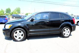 Used 2007 Dodge Caliber SXT 5 SPEED MANUAL TRANSMISSION SUNROOF CERTIFIED 2YR WARRANTY for sale in Milton, ON