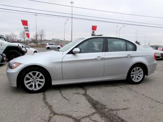 Used 2006 BMW 3 Series 325i LEATHER SUNROOF PUSH START BLUETOOTH CERTIFIED 2YR WARRANTY for sale in Milton, ON