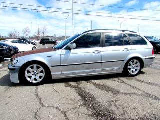 Used 2002 BMW 3 Series Sport Wagon 325i WAGON AUTOMATIC ALLOY HEATED LEATHER SUNROOF for sale in Milton, ON