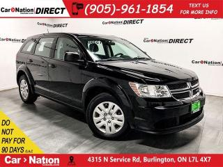 Used 2016 Dodge Journey | LOCAL TRADE| PUSH START| DUAL CLIMATE CONTROL| for sale in Burlington, ON
