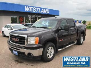 Used 2008 GMC Sierra 1500 SLE Vortec MAX for sale in Pembroke, ON