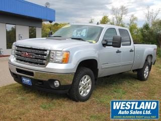 Used 2013 GMC Sierra 2500 HD Z71 Crew Cab 4x4 for sale in Pembroke, ON