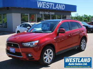 Used 2012 Mitsubishi RVR for sale in Pembroke, ON