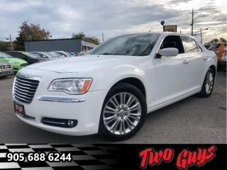 Used 2014 Chrysler 300 Touring  AWD PANOROOF HTD LEATHER for sale in St Catharines, ON