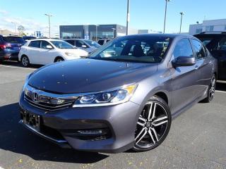 Used 2017 Honda Accord Sedan Sport for sale in Richmond, BC