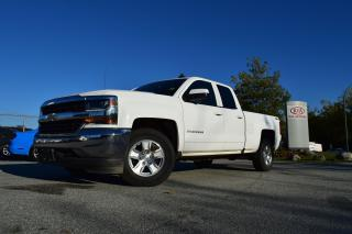 Used 2018 Chevrolet Silverado LT for sale in Parksville, BC