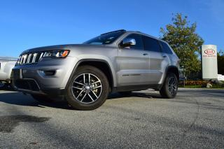 Used 2018 Jeep Grand Cherokee for sale in Coquitlam, BC
