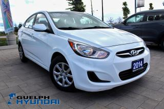 Used 2014 Hyundai Accent GLS for sale in Guelph, ON