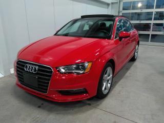 Used 2016 Audi A3 1.8T Komfort for sale in Lévis, QC