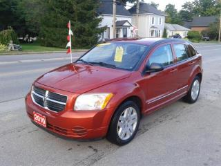 Used 2010 Dodge Caliber SXT 71k (Ronnie B's in Bloomfield) SXT for sale in Madoc, ON