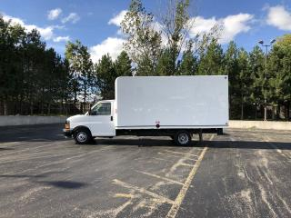 Used 2017 GMC Savana G3500 RWD for sale in Cayuga, ON