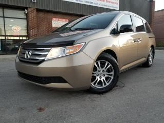 Used 2011 Honda Odyssey EX 8 PASSENGERS DUAL POWER SLIDING DOORS!! for sale in North York, ON