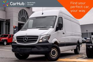 Used 2015 Mercedes-Benz Sprinter 2500 Cargo Van |Diesel|AC|Bluetooth|KeylessEntry| for sale in Thornhill, ON