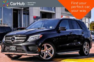 Used 2016 Mercedes-Benz GLE 350d 4Matic|Pano_Sunroof|H/K Audio|BlindSpot|LED's for sale in Thornhill, ON