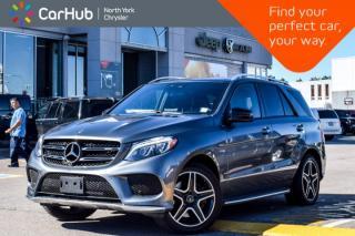 Used 2018 Mercedes-Benz GLE AMG 43 4Matic|Pano_Sunroof|H/K Audio|Heat Seats|20