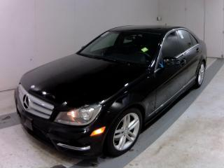 Used 2013 Mercedes-Benz C-Class C250 ~ SUNROOF ~ 72KMS ~ LEATHER ~ AUTOMATIC !! for sale in Burlington, ON