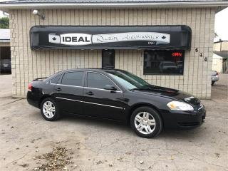 Used 2008 Chevrolet Impala LT for sale in Mount Brydges, ON