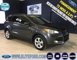 Used 2016 Ford Escape SE, AWD, ÉCRAN TACTILE for sale in St-Jérôme, QC