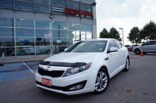 Used 2012 Kia Optima EX at for sale in Pickering, ON
