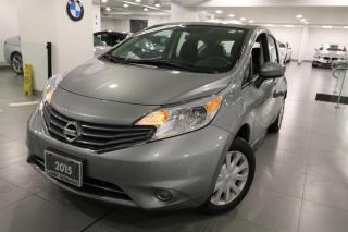 Used 2015 Nissan Versa Note Hatchback 1.6 S 5sp for sale in Newmarket, ON