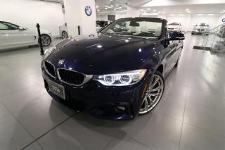 Used 2016 BMW 435i xDrive Cabriolet for sale in Newmarket, ON