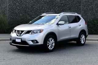 Used 2015 Nissan Rogue SV FWD CVT for sale in Vancouver, BC