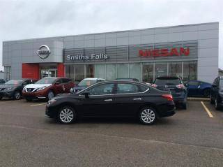 Used 2016 Nissan Sentra 1.8 S 6sp for sale in Smiths Falls, ON