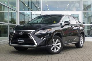 Used 2016 Lexus RX 350 8A for sale in Vancouver, BC