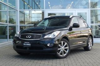 Used 2010 Infiniti EX35 *Low KM!* for sale in Vancouver, BC