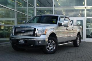 Used 2011 Ford F-150 XLT SuperCrew 4WD for sale in Vancouver, BC