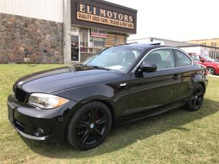 Used 2013 BMW 1 Series 128i PREMIUM PKG. NAVIGATION. BLUETOOTH. REAR PARK for sale in North York, ON