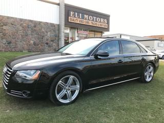 Used 2011 Audi A8 L Quattro. Premium Package. Navigation. Rear View Ca for sale in North York, ON