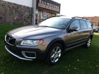 Used 2010 Volvo XC70 T6 AWD. HEATED & VENTILATED SEATS. for sale in North York, ON