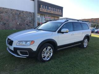 Used 2010 Volvo XC70 PREMIUM PKG.LEATHER.SUNROOF.BLUETOOTH.BLIND SPOT M for sale in North York, ON