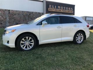 Used 2015 Toyota Venza XLE-AWD. Navigation. Panoramic Sunroof. Bluetooth. for sale in North York, ON