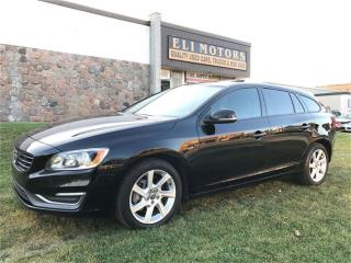 Used 2015 Volvo V60 T5 AWD. Premium Package. Bluetooth. for sale in North York, ON