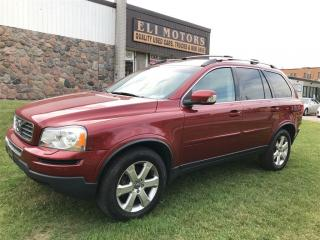 Used 2011 Volvo XC90 3.2 Level 2. AWD. ONE OWNER. Premium Package. for sale in North York, ON