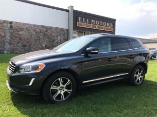 Used 2015 Volvo XC60 T6 Premier Plus. AWD. Navi, Pano Roof, Backup Cam. for sale in North York, ON