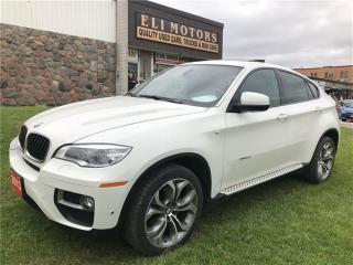 Used 2013 BMW X6 xDrive-35i. M Sport Pkg, M Performance Pkg. for sale in North York, ON