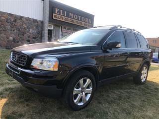 Used 2010 Volvo XC90 Luxury. AWD. Navigation. Bluetooth. Alloys. for sale in North York, ON