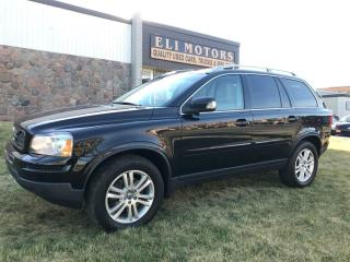 Used 2012 Volvo XC90 3.2 Platinum. AWD. TV-DVD. Navigation. Backup Cam. for sale in North York, ON
