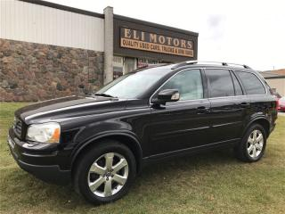 Used 2011 Volvo XC90 3.2 Premium. AWD, Blind Spot, Leather, Bluetooth. for sale in North York, ON