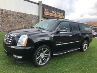 Used 2012 Cadillac Escalade ESV Luxury. AWD. Navigation. Rear View Camera. for sale in North York, ON