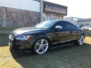 Used 2009 Audi TTS 2.0T (S tronic). Navigation, Bluetooth. for sale in North York, ON