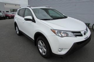 Used 2013 Toyota RAV4 Traction intégrale 4 portes XLE for sale in Montmagny, QC