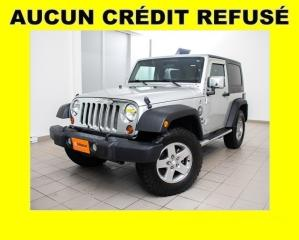 Used 2010 Jeep Wrangler Sport Awd for sale in St-Jérôme, QC