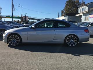 Used 2009 BMW 3 Series 2dr Cpe 335i RWD for sale in Surrey, BC