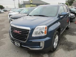 Used 2016 GMC Terrain LOADED SLE-2 MODEL 5 PASSENGER 2.4L - ECO-TEC.. AWD.. NAVIGATION.. HEATED SEATS.. PIONEER AUDIO.. BACK-UP CAMERA.. for sale in Bradford, ON